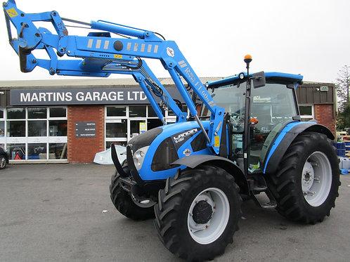 2016 Landini 5-115H c/w Rossmore FL60 loader