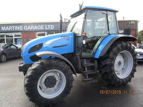 2009 Landini Vision 95 4wd Tractor