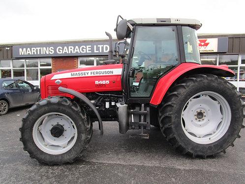 2007 Massey Ferguson 5465 4wd Tractor