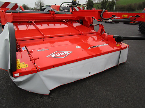 New Kuhn FC3161 TLD Trailed Mower Conditioners.