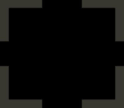 Cadre bord pointillée