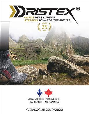essaie cover Catalogue Dristex 2019 v.1.