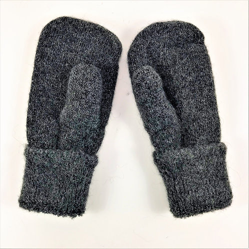 Mittaines D'Alpaga Coussiné  / Alpaca Mittens Full Terry