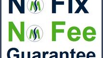 No Fix, No Fee Guarantee