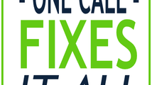 One Call - Fixes it All