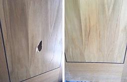 Veneer Door Repair