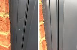 Damaged Bi-Fold Door Repair