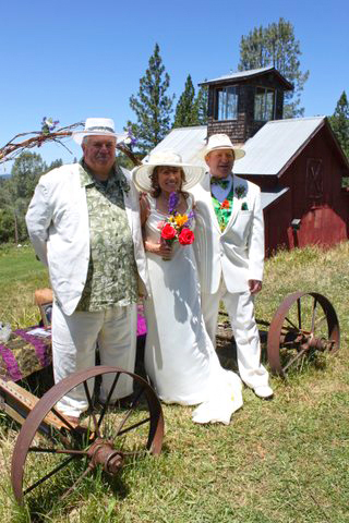 Nevada City Weddings