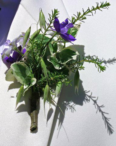 Nevada City Florist Weddings