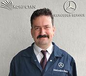 Kompetan Mercedes Servis Murat Nuri ERTU
