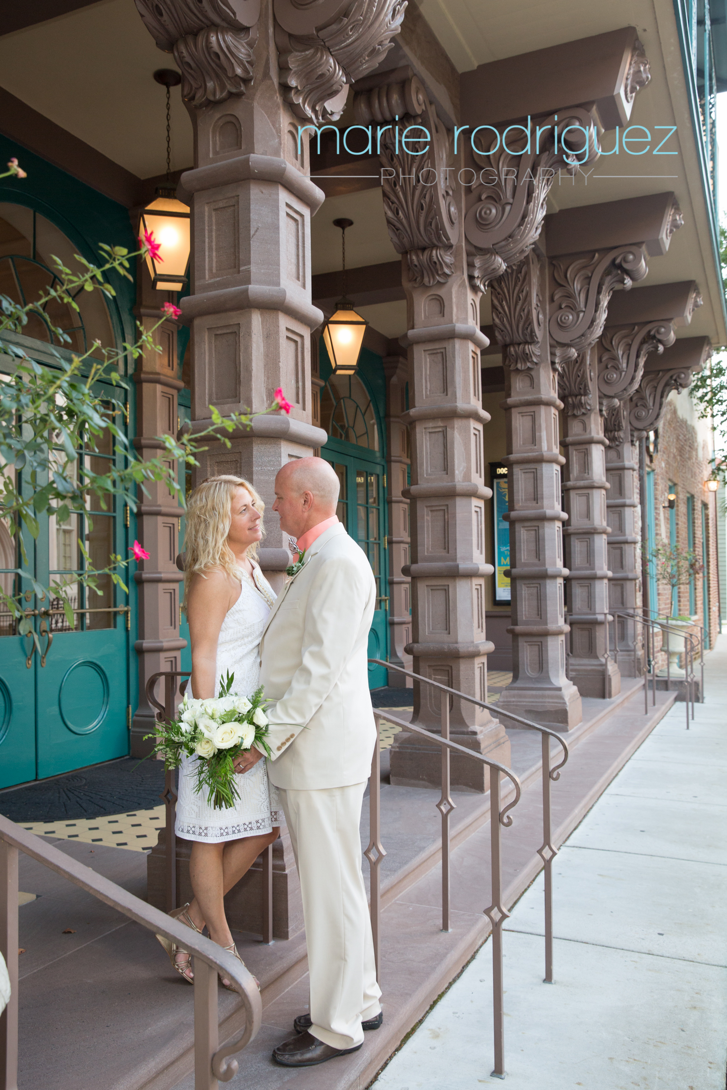 Charleston wedding Dock Street
