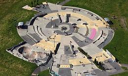 Stoke Plaza Skatepark