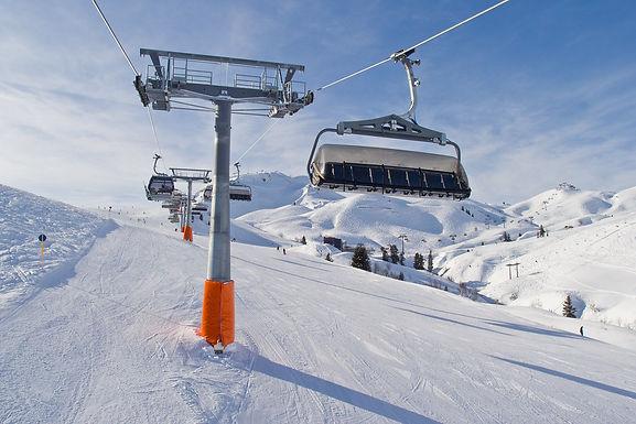 St. Anton am Arlberg ski resort