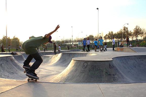 Los Reyes Skatepark