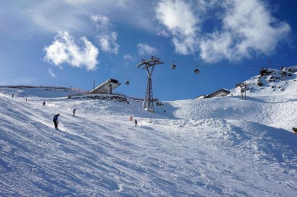 Sölden ski resort