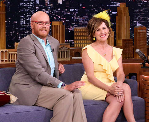 Molly Shannon - The Tonight Show with Jimmy Fallon