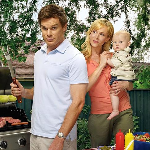 Julie Benz - Dexter Season 4 Promo Shoot
