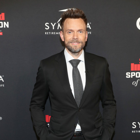 Joel McHale - The 2018 Sports Illustrated Sports Person of the Year Awards