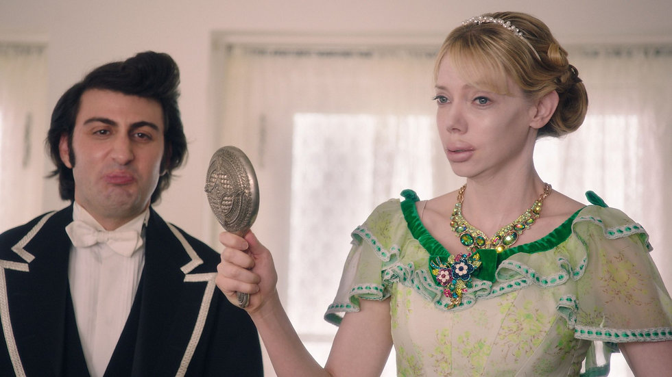 Beatrice's High-Tech Makeover - Another Period