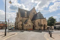 Cumnock Church