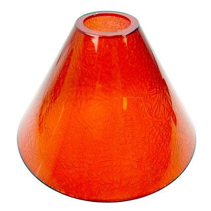 ABAT JOUR (L) -  Cône Plastique diam 17cm -  Rouge