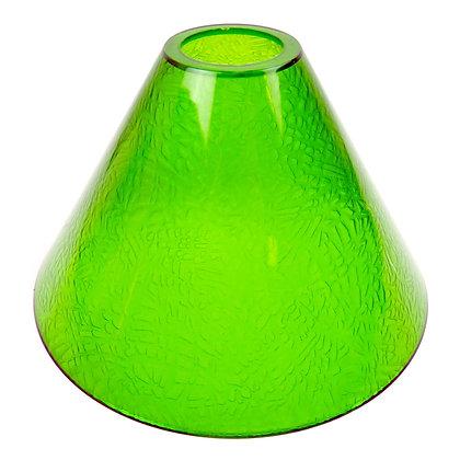 ABAT JOUR (L) -  Cône Plastique diam 17cm - Vert
