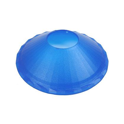ABAT JOUR(S) - Coupelle Plastique diam 12 cm -Bleu