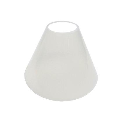 ABAT JOUR (S) - Cône Plastique diam 12 cm - Transparent