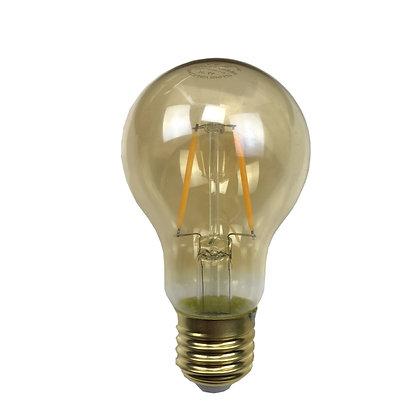 Ampoule E27/A60 - 2W/180 Lumens- 2200°K - Antic