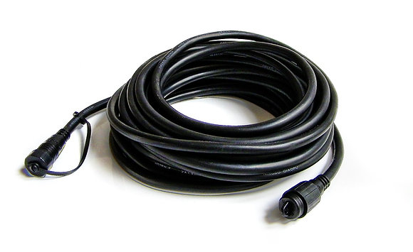 CONNECT - Prolongateur 10m -  (2x1,5mm² -H07RN-F) - Fil Noir