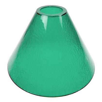 ABAT JOUR (L) -  Cône Plastique diam 17cm - Turquoise