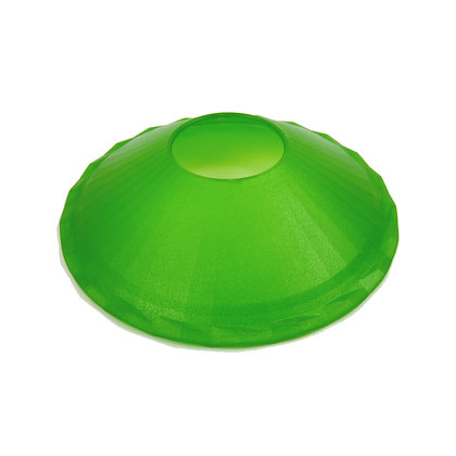 ABAT JOUR(S) - Coupelle Plastique diam 12 cm -Verte