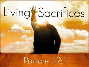 Sacrificial Giving
