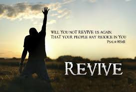 Revival and Then the Rapture