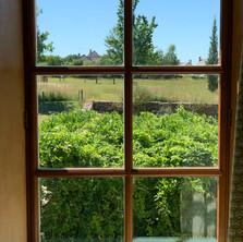 Fenêtre chambre étage