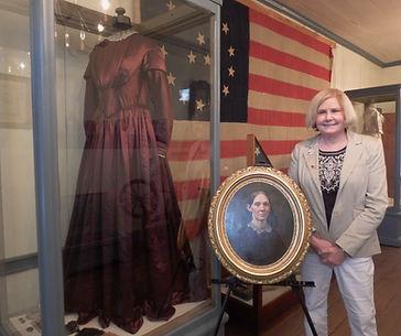Midge, Portrait  and Turpin Dress June 5
