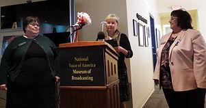CV DAR Linda Accepts Award.JPG