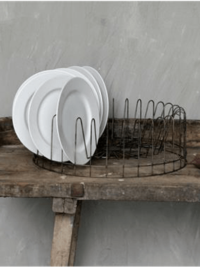 Vintage Inspired Drying Rack