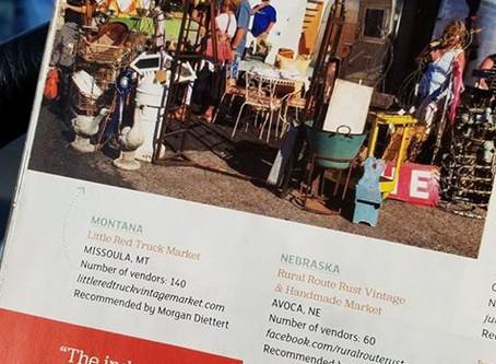 Flea Market Style Magazine <3 <3 <3