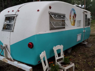 Let's catch up on VINTAGE CAMPER Reno's from the last two years!