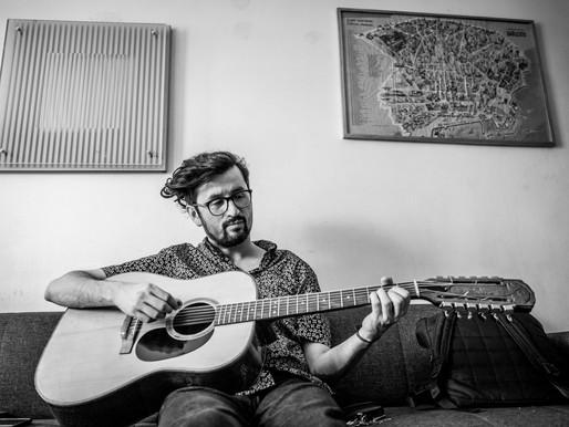 """""""Conguillío"""": El primer adelanto del nuevo disco de Jorge Mercado"""