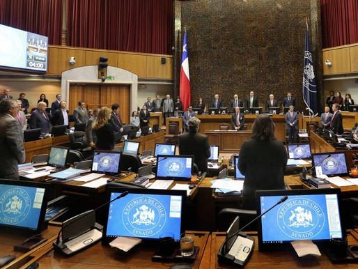"""""""Baila Moreira, baila Moreira"""": Un reggaetón se escuchó en plena votación del Senado"""