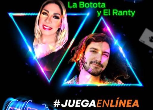 Halloween: La Botota y el Ranty harán la previa en Juegaenlinea.com