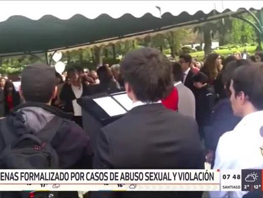 Canal 13 se puso en contacto con la familia de Antonia Barra para explicar polémica en noticiero