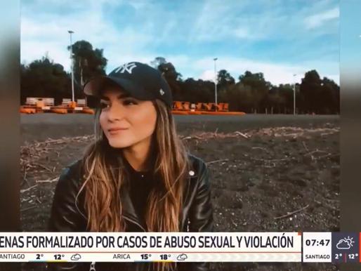 Canal 13 explica el criticado comentario que se filtró en la cobertura del caso Antonia Barra
