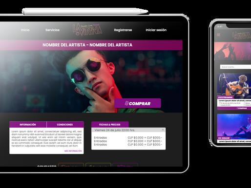 Ernesto Belloni, Harry Nach y Kidd Tetoon se presentarán en nueva plataforma de streaming