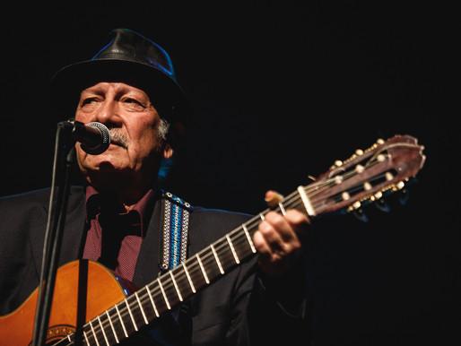 Destacado folclorista Ruperto Fonfach celebra 54 años de trayectoria en concierto online gratuito