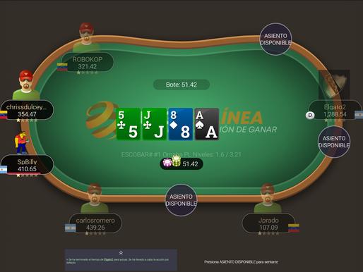 Juegaenlinea.com se incorpora a prestigiosa red de Póker