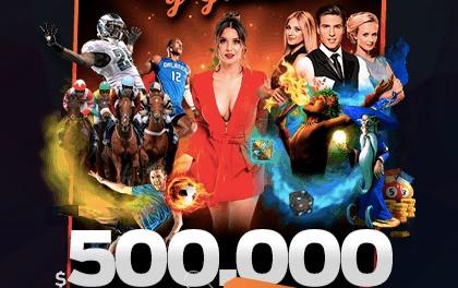 Los premios de noviembre naranja adelantan el verano en Juegaenlinea.com