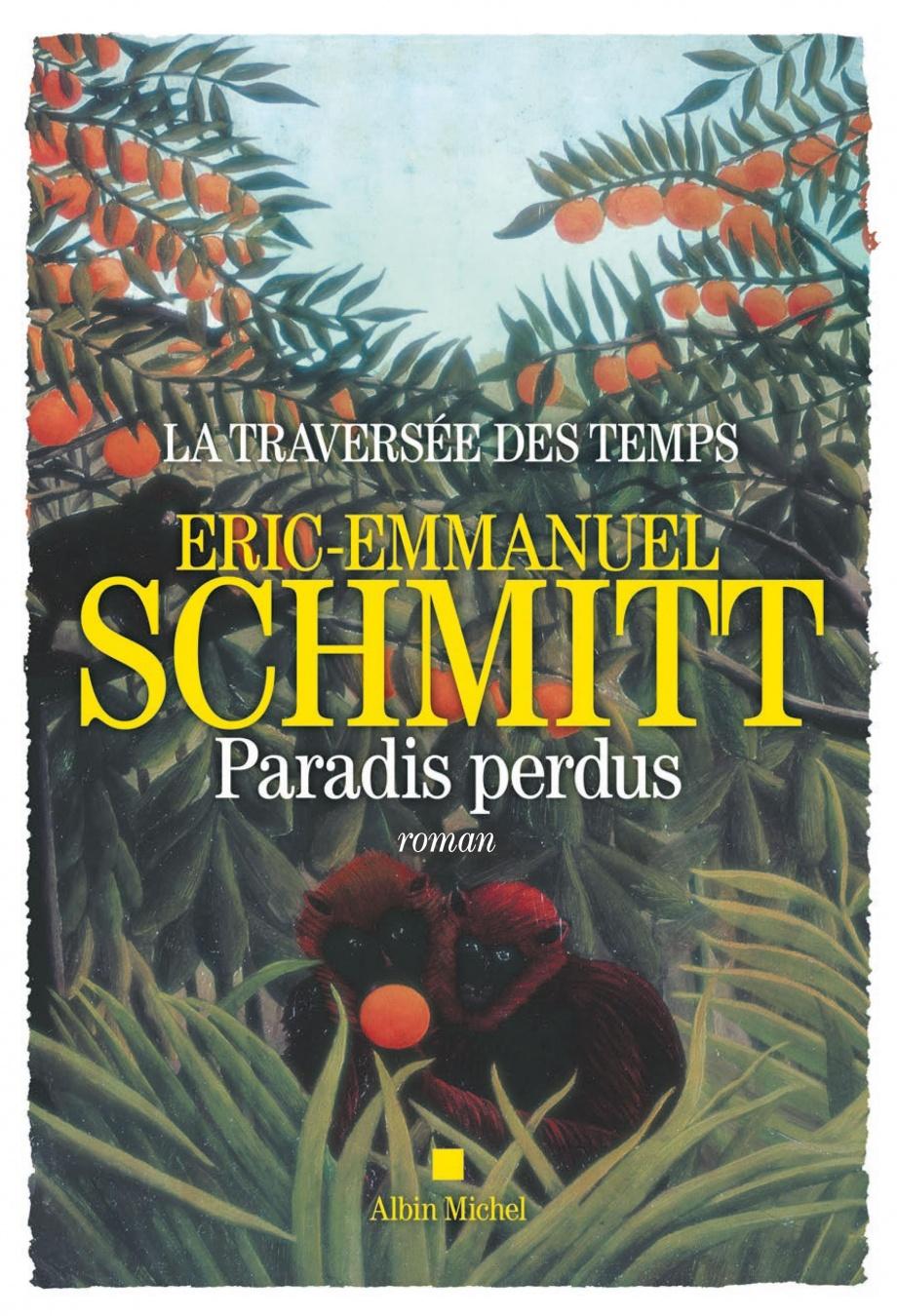 Éric-Emmanuel Schmidt